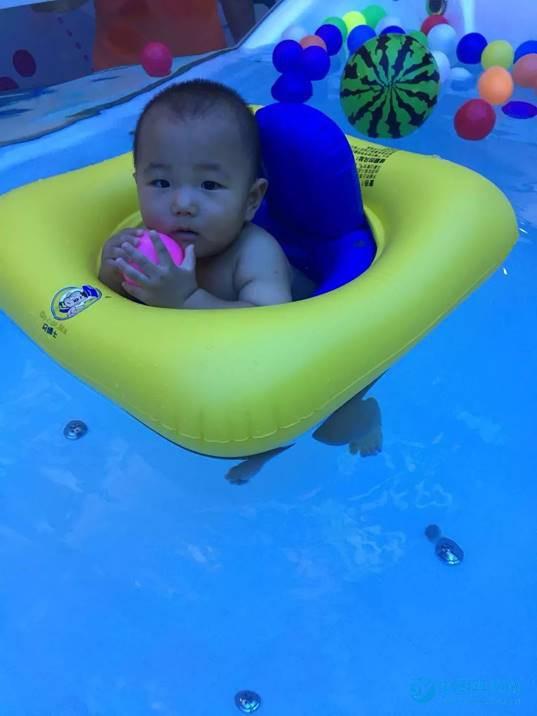 爱心天使第七届婴儿游泳决赛现场5