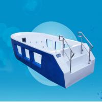 亚克力儿童游泳池婴儿游泳馆透明冲浪浴缸