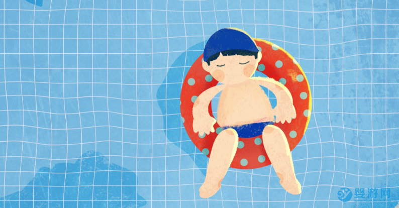 游了这么久,婴儿游泳后的护理工作你做的对吗?2