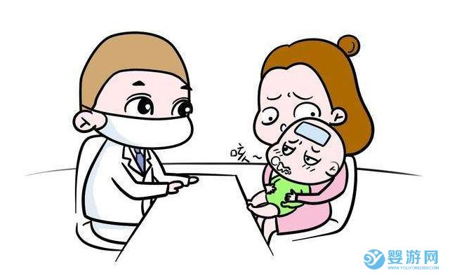 宝宝呕吐怎么办?千万别大意 造成宝宝呕吐的原因 宝宝呕吐怎么办 如何预防宝宝呕吐2