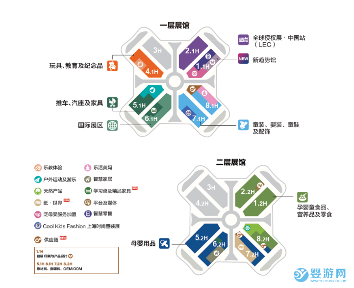 第20届CBME中国孕婴童展展会规模