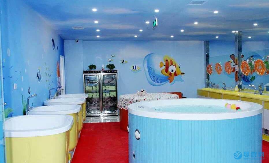 婴儿游泳馆房租成本合算