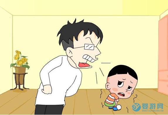 打骂孩子并不会让他变得记性好