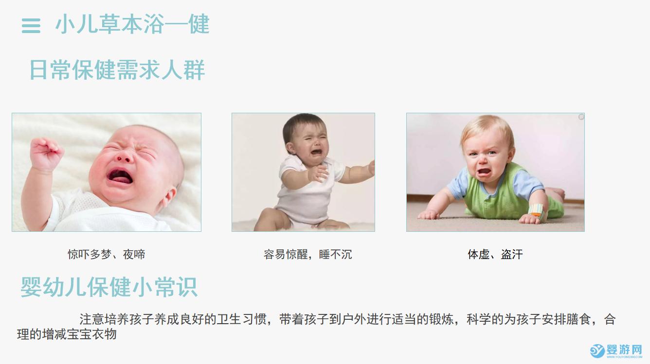 助力婴幼儿健康,艾百婴药浴值得信赖! 宝宝适合哪种药浴 药浴的好处与优势 如何选择合适的药浴40