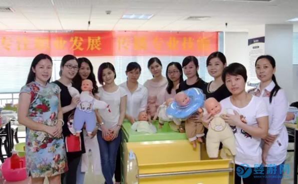 广州启鸣教育婴幼儿游泳师资培训9月份招生啦
