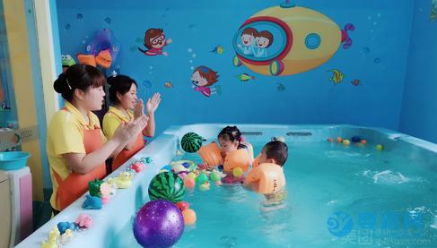 婴儿游泳馆运营-服务好顾客