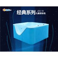 洗游记婴儿游泳设备厂家:经典系列JD2-18