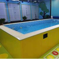 拼装式钢结构游泳池 可拆移恒温游泳池现场测量设计图纸